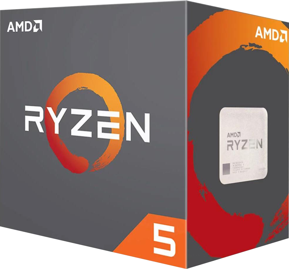 Процессор AMD Ryzen 5 1600 3.2GHz/16MB  sAM4 BOX