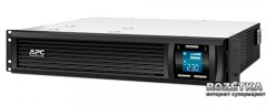 APC Smart-UPS C 1500VA Rack Mountable LCD (SMC1500I-2U)