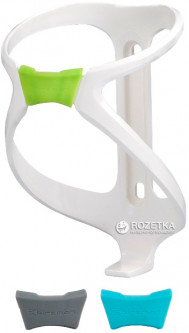 Крепление для фляги Birzman Bottle Cage White (BM10-PO-NBC-01-W)
