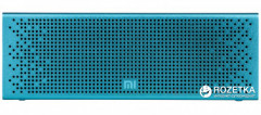 Акустическая система Xiaomi Mi Speaker Bluetooth Blue (QBH4054US)