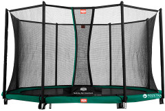 Батут Berg Favorit InGround с защитной сеткой Safety Net Comfort 270 см (35.09.05.00)