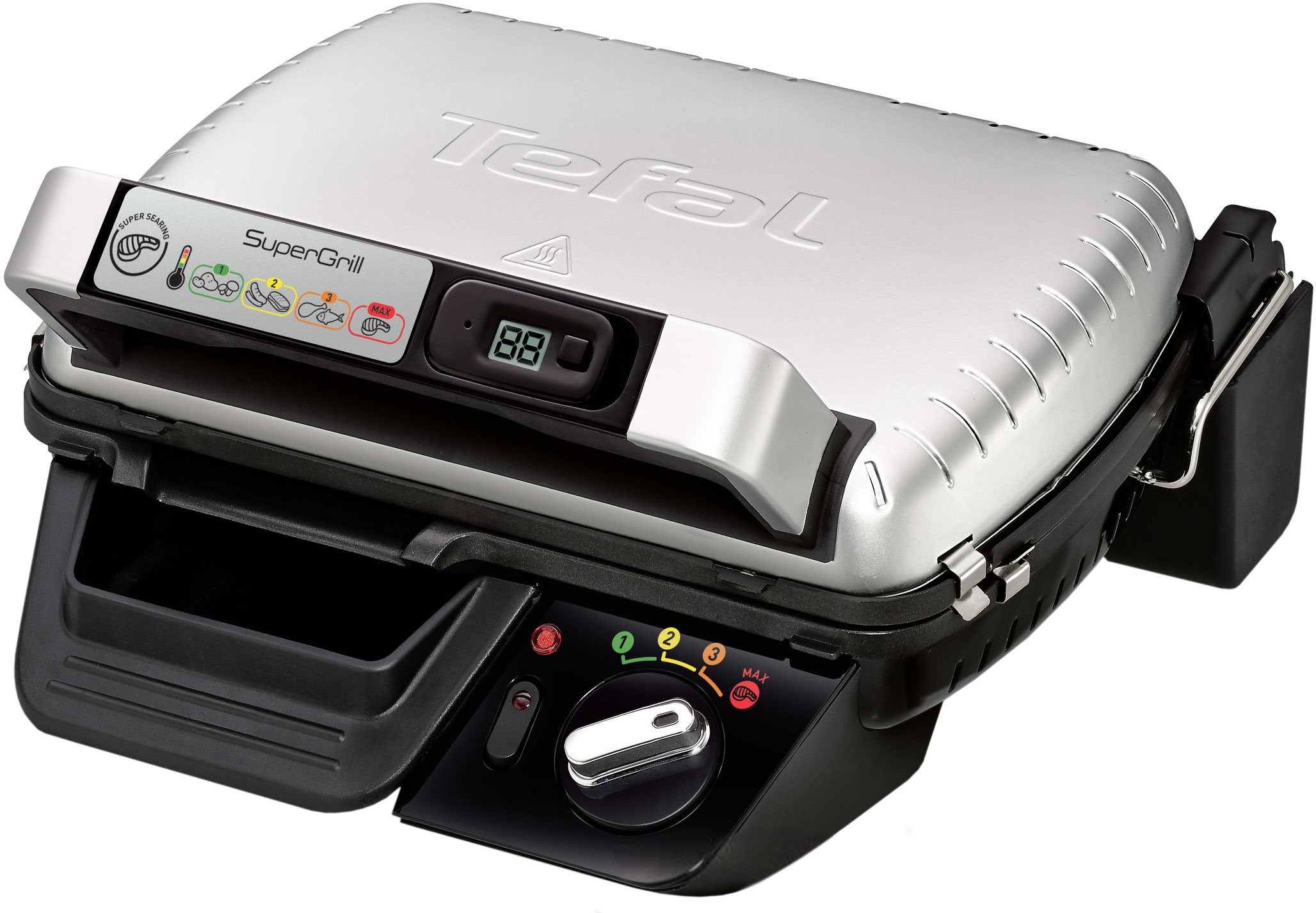 Гриль TEFAL SuperGrill GC451B12