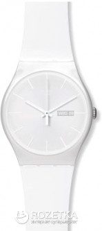 Женские часы SWATCH White Rebel SUOW701