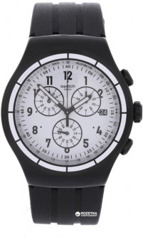 Мужские часы SWATCH Chrono Again YOB403