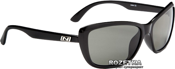 1b04ef1c6432 Очки Optic Nerve Vargas Polarized Smoke Shiny Black (921088). Видеообзор