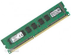 Память Kingston DDR3L-1600 4096MB PC3L-12800 ECC (KVR16LE11S8/4)
