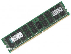 Память Kingston DDR4-2133 16384MB PC4-17000 ValueRAM ECC Registered (KVR21R15D4/16)
