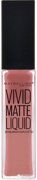 Блеск для губ Maybelline Color Sensational Vivid Matte 8 мл 50 (3600531322175)