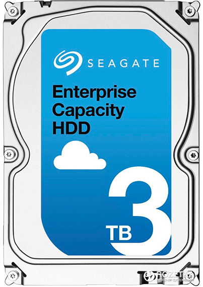 Жесткий диск Seagate Enterprise Capacity 3ТB 7200rpm 128MB ST3000NM0025 3.5 SAS