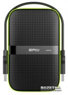 "Жорсткий диск Silicon Power Armor A60 2TB SP020TBPHDA60S3K 2.5"" USB 3.0 External Black"