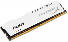 Оперативная память HyperX DDR4-2666 8192MB PC4-21300 Fury White (HX426C16FW2/8)