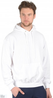 Худи Fruit of the loom Hooded Sweat 062208030 XXL Белое