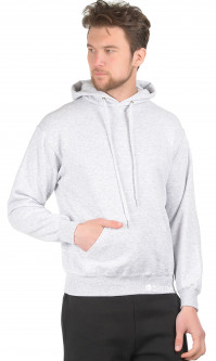 Худи Fruit of the loom Hooded Sweat 062208094 M Серо-лиловое