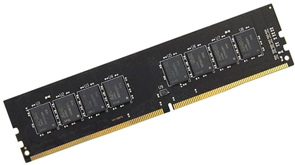 Оперативная память AMD DDR4-2400 8192MB PC4-19200 R7 Performance Series (R748G2400U2S-U)