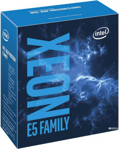 Процессор Intel Xeon E5-2603 v4 1.7GHz/6.4GT/s/15MB (BX80660E52603V4) S2011-3 Box