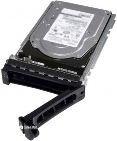 "Жесткий диск Dell 4TB 7200rpm 400-ALNY 3.5"" 512n NL-SAS Hot-plug"