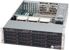 Корпус для сервера SuperMicro CSE-836BE1C-R1K03B