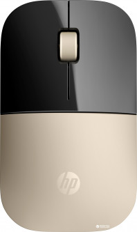 Мышь HP Z3700 Wireless Gold (X7Q43AA)