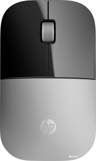 Мышь HP Z3700 Wireless Silver (X7Q44AA)