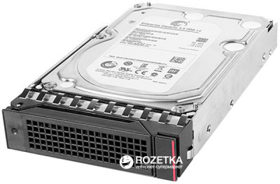 "Жорсткий диск Lenovo ThinkServer TS150 1TB 7200rpm 4XB0G88760 3.5"" Enterprise SATA III"
