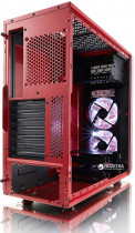 Корпус Fractal Design Focus G Window Red (FD-CA-FOCUS-RD-W) - зображення 3