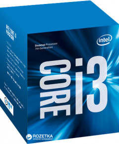 Процессор Intel Core i3-7300 4.0GHz/8GT/s/4MB (BX80677I37300) s1151 BOX