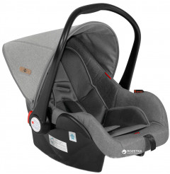 Автокресло Bertoni (Lorelli) Lifesaver 0-13 кг Grey (LIFESAVER-grey)