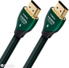 Кабель AudioQuest Forest HDMI to HDMI, 1 m, v2.0 UltraHD 4K-3D