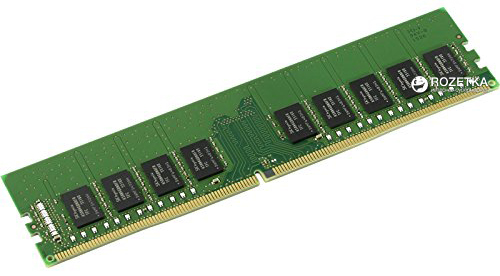 Память Kingston ValueRAM DDR4-2400 8192MB PC4-19200 ECC (KVR24E17S8/8)