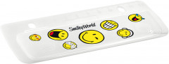 Дырокол-мини Herlitz Smiley World Rainbow 3 листа Белый (11366051)
