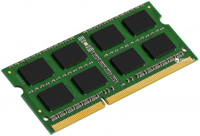 Оперативна пам'ять Kingston SODIMM DDR3L-1600 4096MB PC3L-12800 (KCP3L16SS8/4)