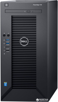 Сервер Dell PowerEdge T30 (T30v01)