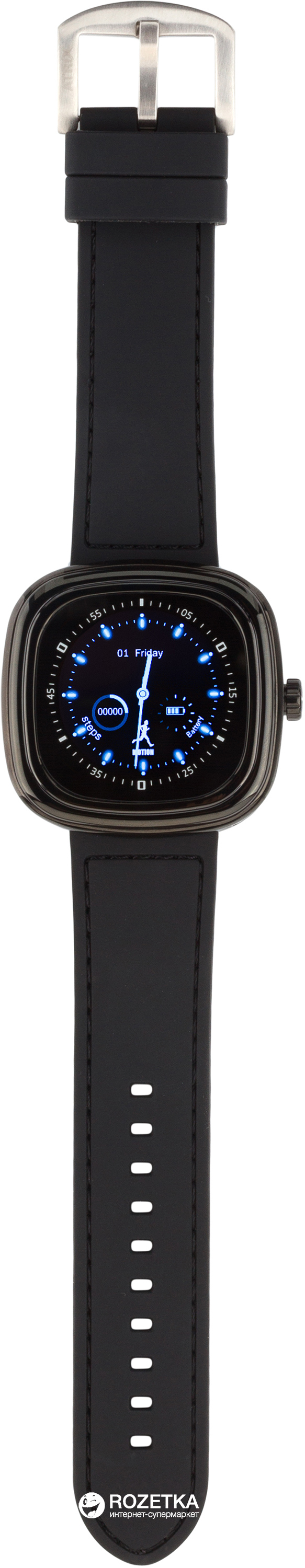 Atrix Smart Watch E10 Black 7838b70510bf2