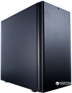 Корпус Fractal Design Define Mini C Black (FD-CA-DEF-MINI-C-BK)