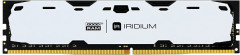 Оперативная память Goodram DDR4-2400 4096MB PC4-19200 IRDM White (IR-W2400D464L15S/4G)