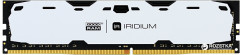 Оперативная память Goodram DDR4-2400 8192MB PC4-19200 IRDM White (IR-W2400D464L15S/8G)
