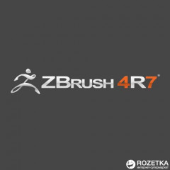 Pixologic ZBrush 4R7 Windows Commercial Single User License 1 ПК (электронная лицензия) (ZB-4R7)