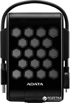 Жесткий диск ADATA Durable HD720 1TB AHD720-1TU3-CBK 2.5 USB 3.0 External Black