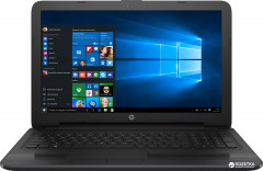 Ноутбук HP 250 G5 (W4N09EA) Black