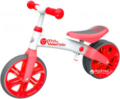 Беговел Yvolution Velo Junior Красный (100140)