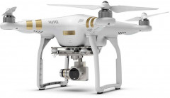 Квадрокоптер DJI Phantom 3 Professional White (EB-01953)
