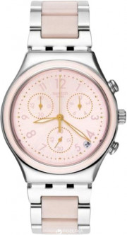 Женские часы SWATCH Dreamnight Rose YCS588G