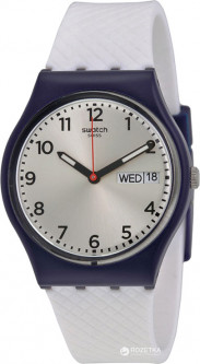 Женские часы SWATCH White Delight GN720