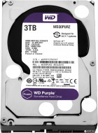 Жорсткий диск Western Digital Purple 3TB 64MB 5400rpm WD30PURZ 3.5 SATA III