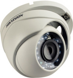Проводная купольная камера Hikvision Turbo HD DS-2CE56D0T-IRMF