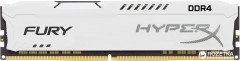 Оперативная память HyperX DDR4-2133 16384MB PC4-17000 Fury White (HX421C14FW/16)