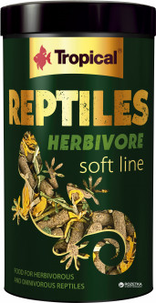 Корм Tropical Reptiles Herbivore Soft 250 мл/65 г (5900469116340)