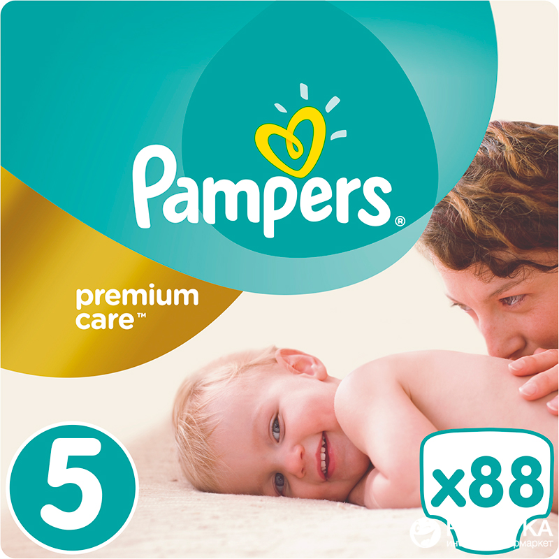 Rozetka.ua   Подгузники Pampers Premium Care Junior 11-18 кг, 88 шт ... 4860cafd956