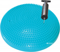 Балансировочная подушка Tunturi Air Stepper Pad Balance Cushion 33 см Turquoise (14TUSYO002)