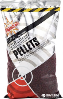 Пеллетс Dynamite Baits The Source Carp Pellets 6 мм 900 г (DY064)